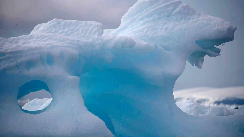 Pérdida de hielo en los polos