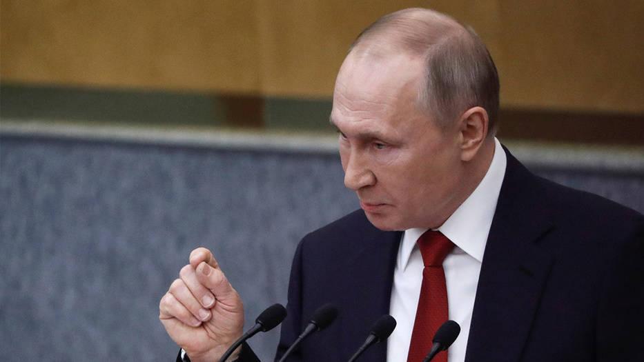 reformas constitucionales de Putin