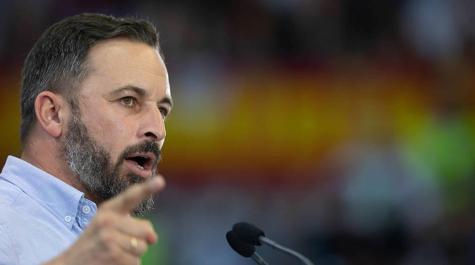 Santiago Abascal señaló que defender la libertad de Venezuela es defender a España del riesgo de una narcodictadura