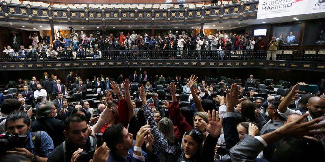 Estados Unidos propone sustituir a Nicolás Maduro por un Consejo de Estado