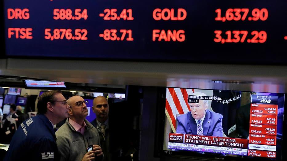 Trump mercados mundiales