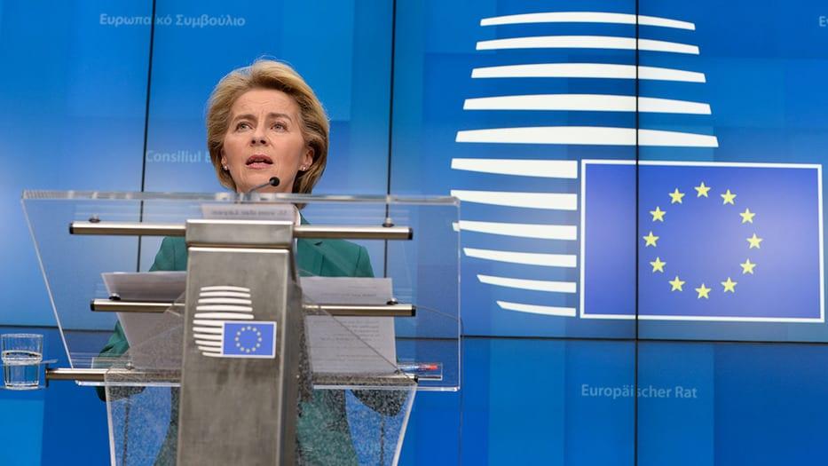 Europa permitirá un gasto de un 1% del PIB a los países miembro frente al COVID-19
