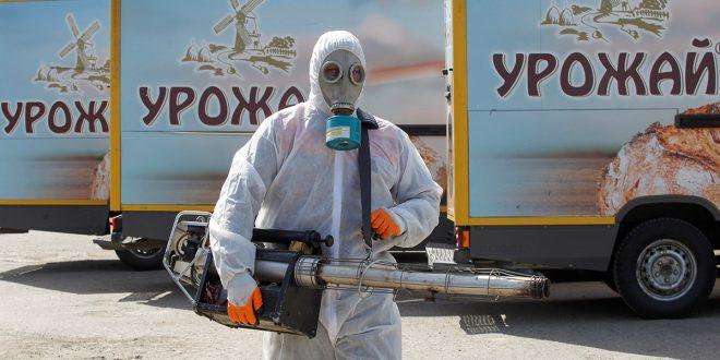En Ucrania las noticias falsas se propagan más rápido que el coronavirus