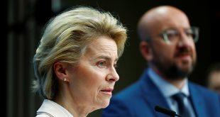 Comisión Europea legislará sobre las franjas horarias de la aviación. Ursula von der Leyen afirmó que el coronavirus ha tenido un gran impacto en ese sector