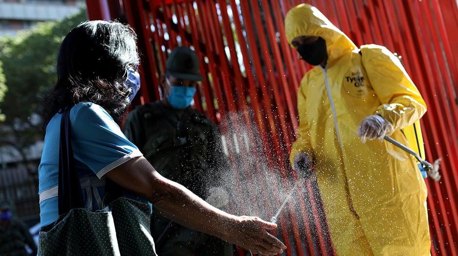 COVID-19 en Venezuela: llega la tormenta perfecta