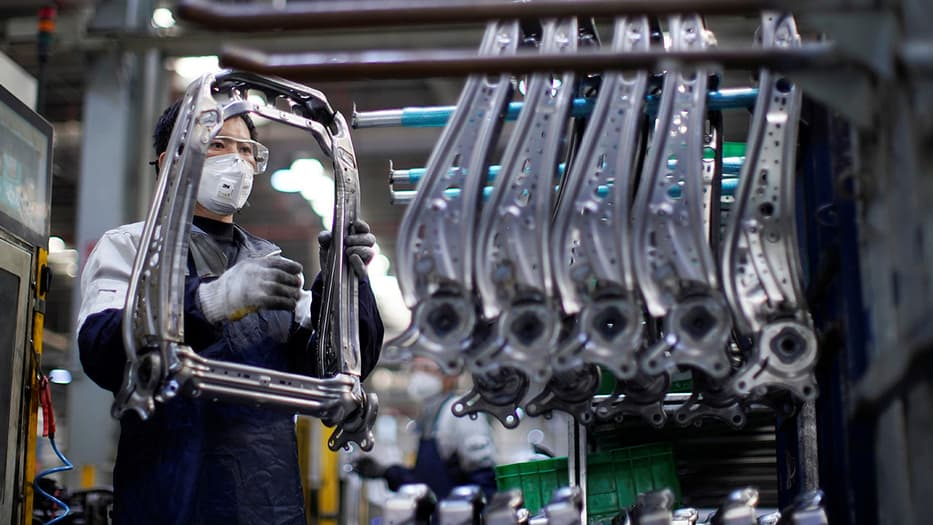 Las grandes empresas corren peligro de quedarse sin inventarios provenientes de China