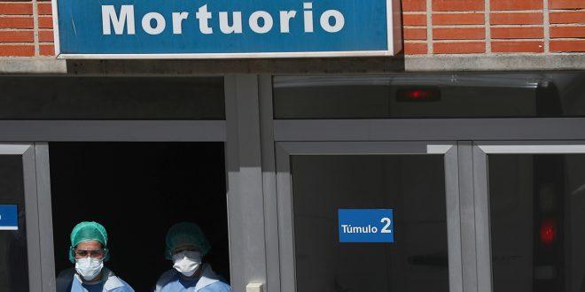 España supera los 4.000 fallecidos