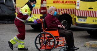 COVID-19 desborda a España