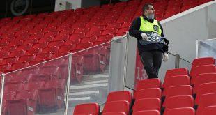 Partidos de fútbol serán suspendidos