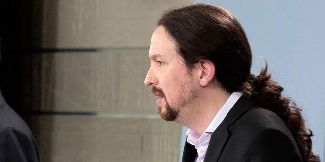 """Pablo Iglesias suelta los """"demonios"""" de la nacionalización de empresas"""
