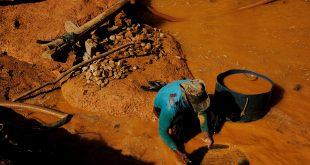 Reservas de oro en Venezuela