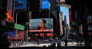 Nueva York confinada