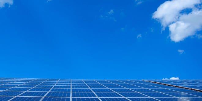 Rendimiento de Paneles Solares