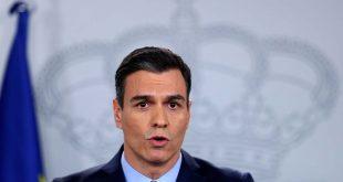 Sánchez anuncia medidas para afrontar el impacto económico del coronavirus