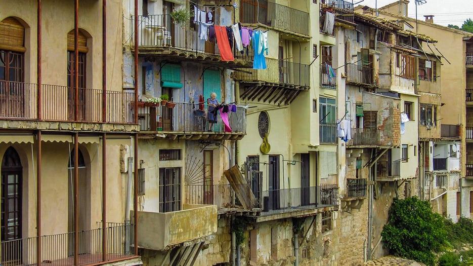 En España hay más pobres