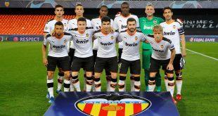 futbolistas del Valencia