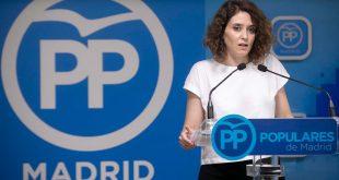 Isabel Díaz Ayuso pide a RTVE que cese los ataques contra su Ejecutivo
