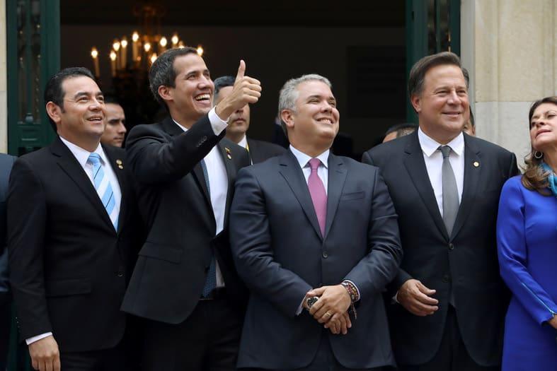 Grupo de Lima apoya gobierno transición en Venezuela