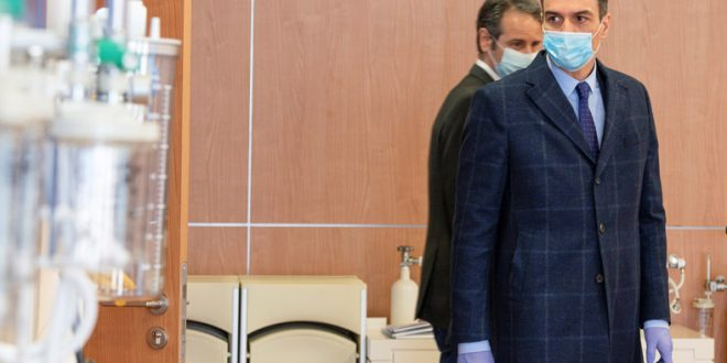 Sánchez elude el deber de informar al Congreso sobre las medidas contra el COVID-19