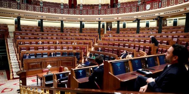 Sin sesiones de control el gobierno enfrenta la crisis del COVID-19