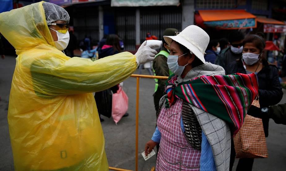 Bolivia indulta a presos para descongestionar las cárceles por el virus / Foto REUTERS/David Mercado