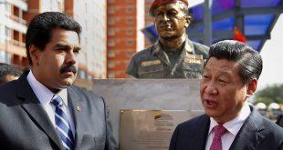 China a Latinoamérica