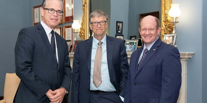 Tres consejos de Bill Gates para ganarle la guerra al virus de la COVID-19