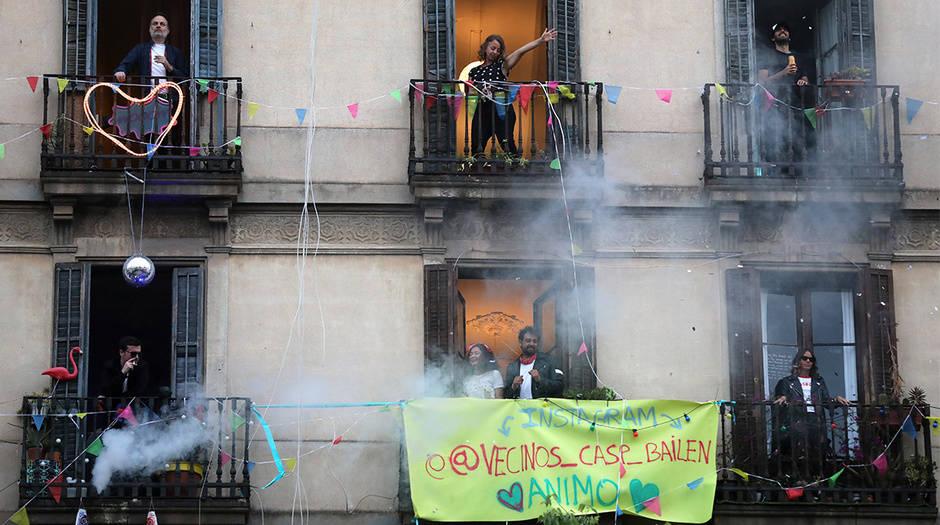 Para el psicoanalista y profesor de la Universitat Oberta de Catalunya, José Ramón Ubieto, es el momento de la esperanza y de que nos digan que vamos pronto a salir a la calle.