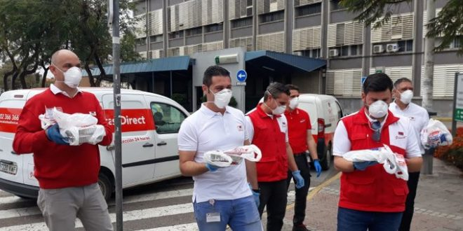 Securitas Direct frente al Covid-19