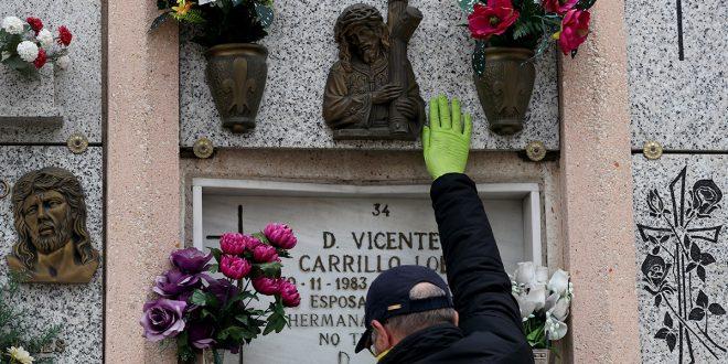muertes por COVID-19 en España