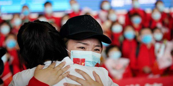 Wuhan liberada, finalizó el confinamiento de 11 millones de personas