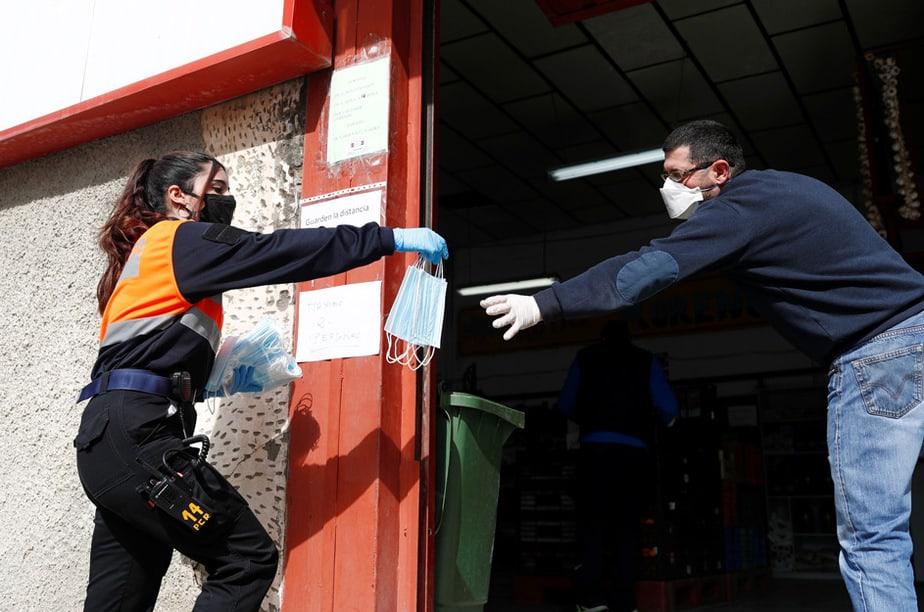 crisis del coronavirus en España