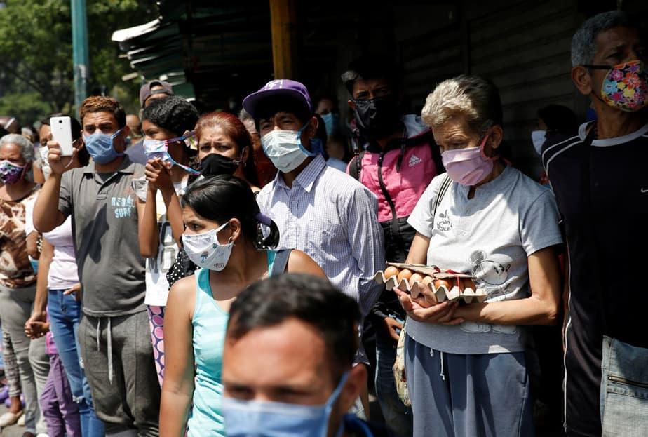 Venezuela virus chino