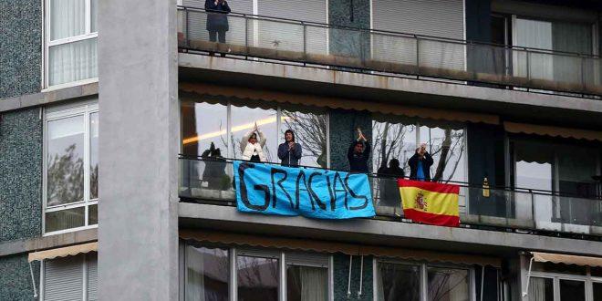 La revolución de los balcones