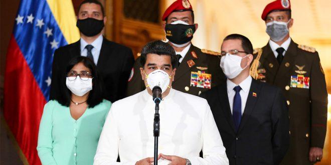 Maduro: Un acto de piratería lo ocurrido con barco de bandera portuguesa