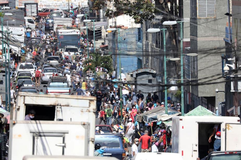 coronavirus y el régimen de Maduro
