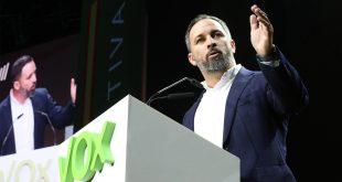 El presidente de VOX, Santiago Abascal / Archivo / Flickr VOX