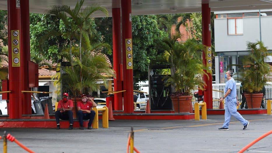 Venezuela sin gasolina