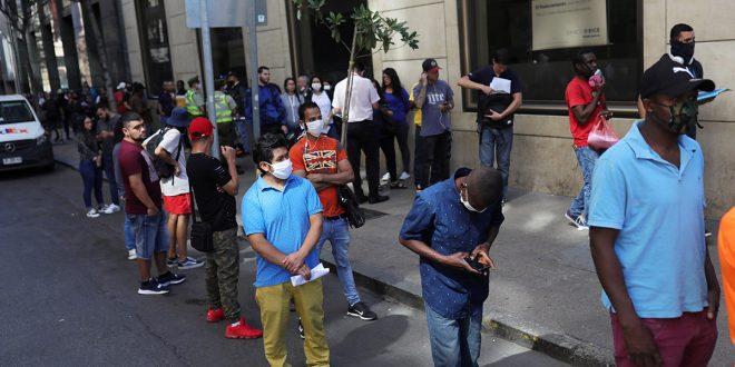 Coronavirus deja millones de trabajadores sin empleo