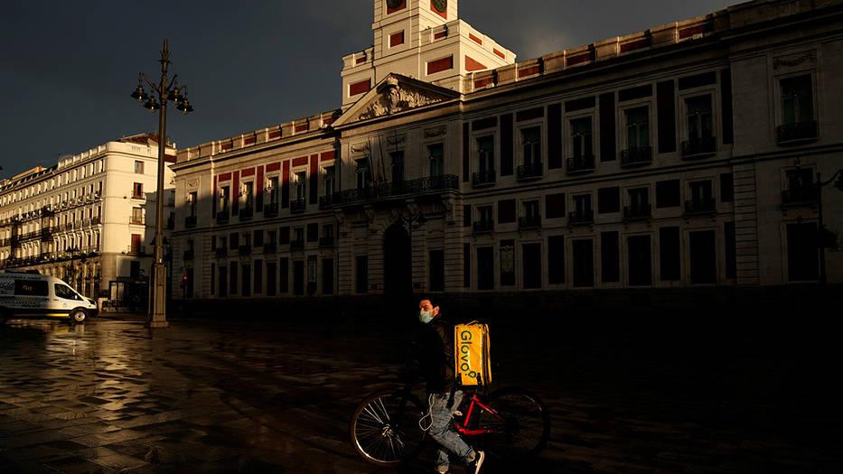 España relaja confinamiento