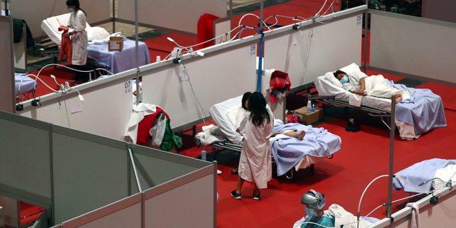 descenso en la cifra de muertes e infectados