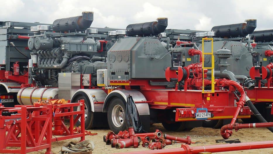 Fracking España