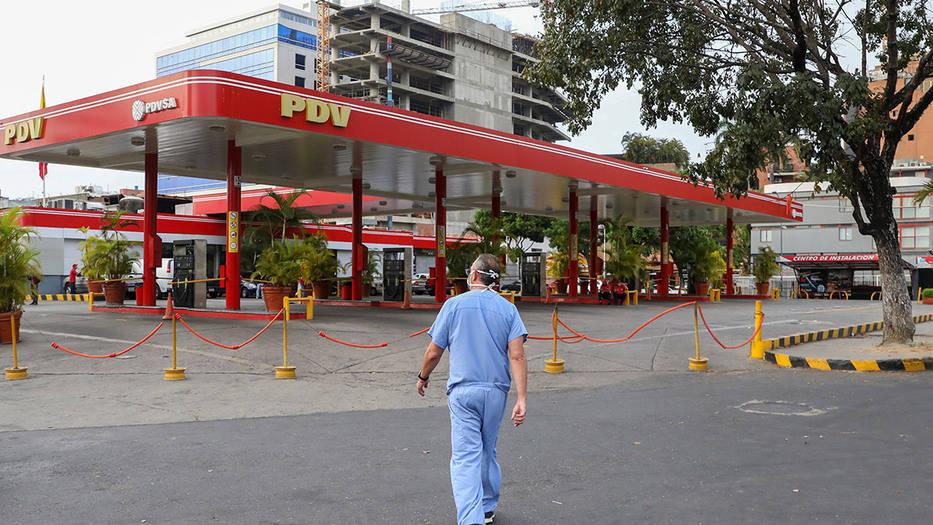 Maduro canjea crudo