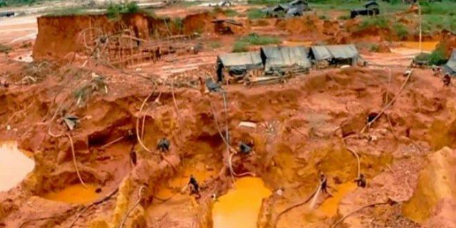 SOSOrinoco: Maduro acelera minería ilegal en Canaima