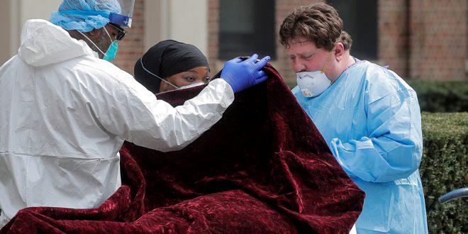 EE UU bate récord en muertes diarias con 2.000 en la última jornada