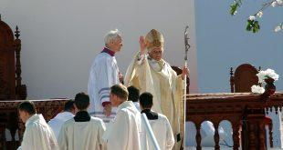 Benedicto XVI matrimonio homosexual