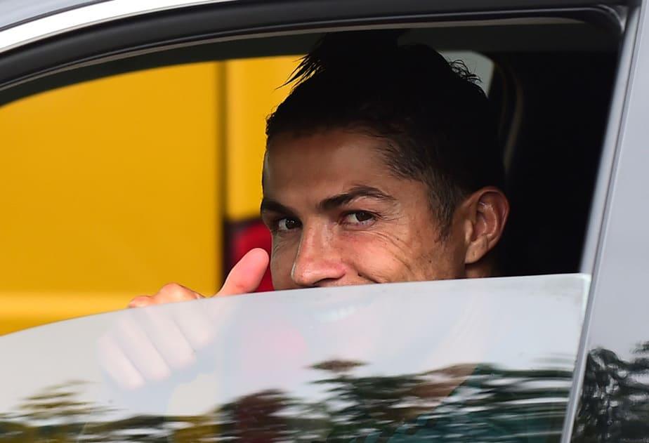 Cristiano Ronaldo regresa a los entrenamientos
