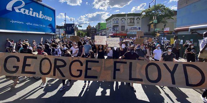 Protestas por asesinato de George Floyd se extienden por EE UU