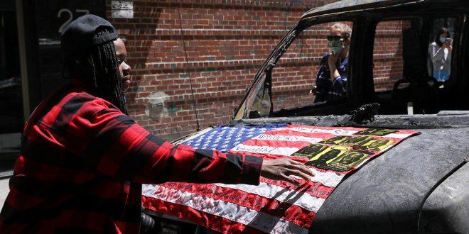 Varias ciudades de EE UU bajo toque de queda para contener la violencia