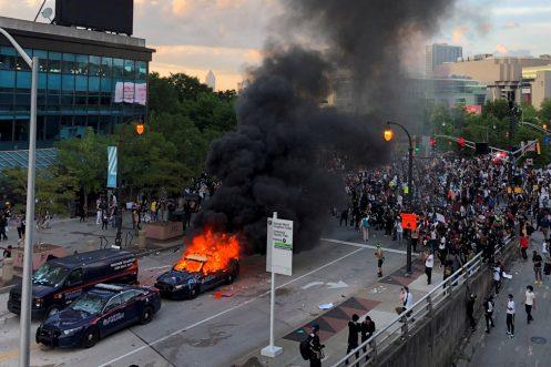 Protestas George Floyd